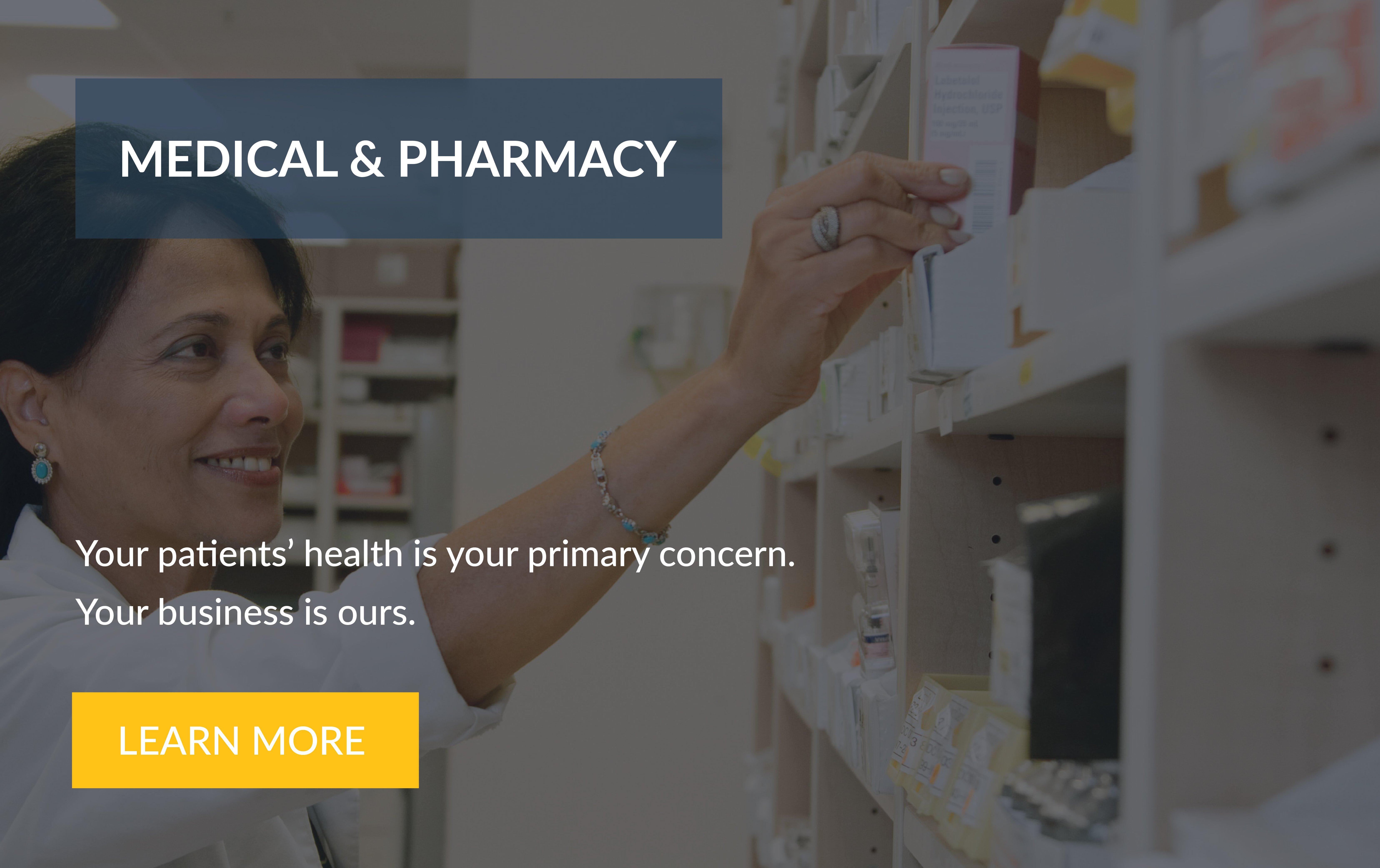 MEDICAL & PHARMACY