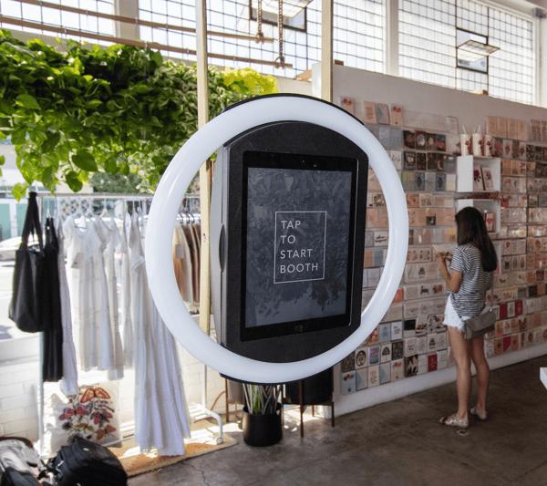 Interactive retail