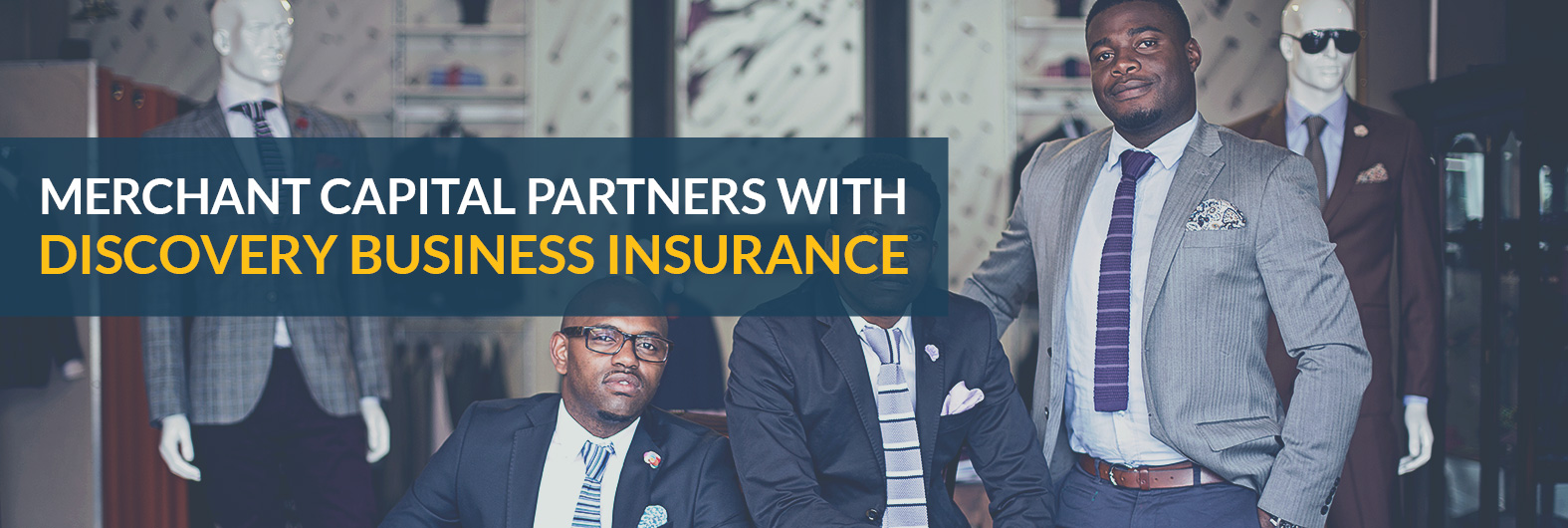 Merchant Capital partners with Discovery Business Insurance