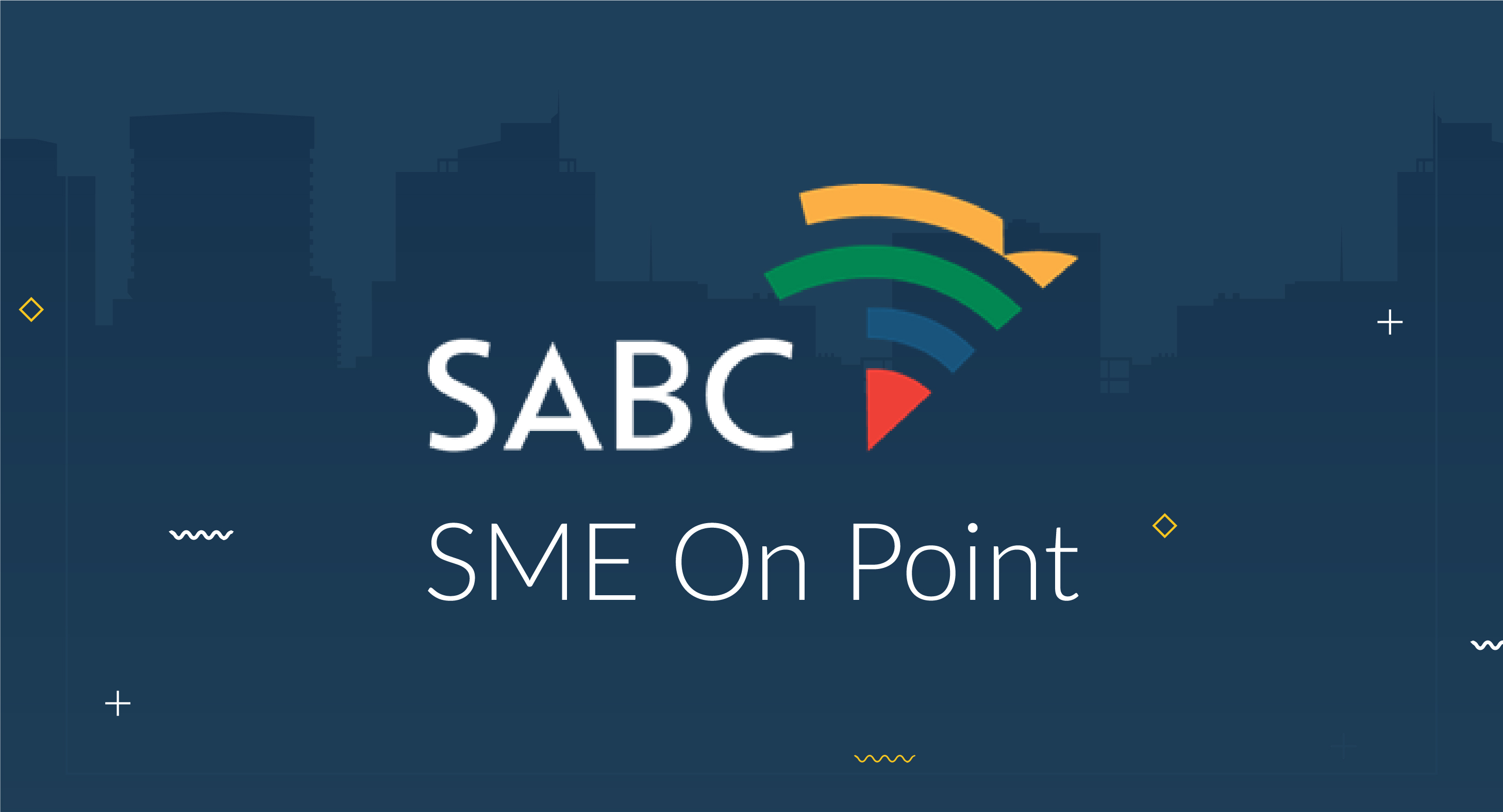 SABC SME On Point with Daniel Moritz